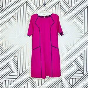 Nine West Pink Asymmetrical Dress